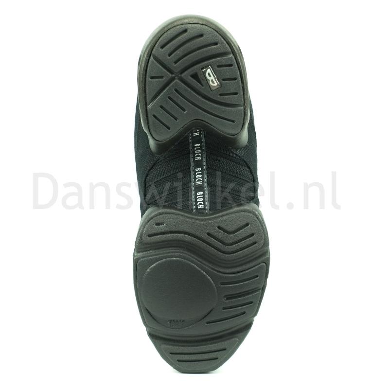 split sole danssneakers bloch