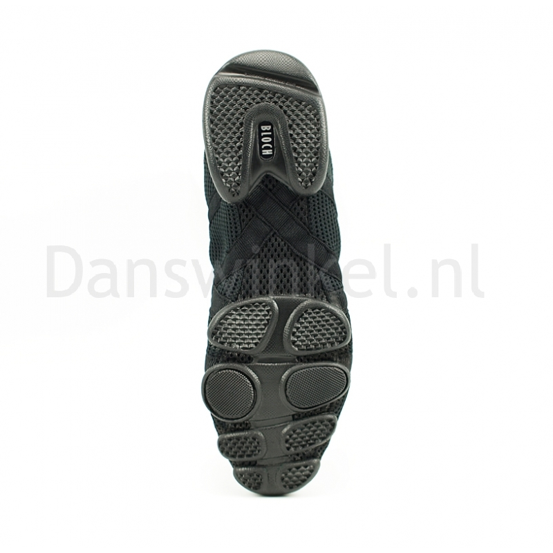splitzool danssneakers Bloch Fusion