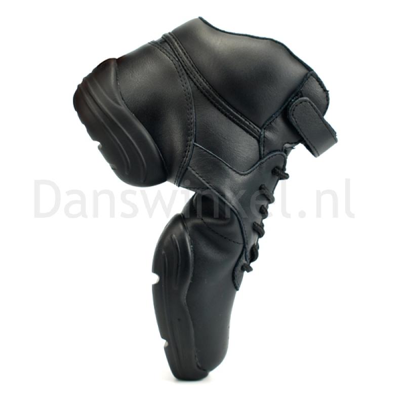 capezio ds01 danssneakers met splitzool flexibel
