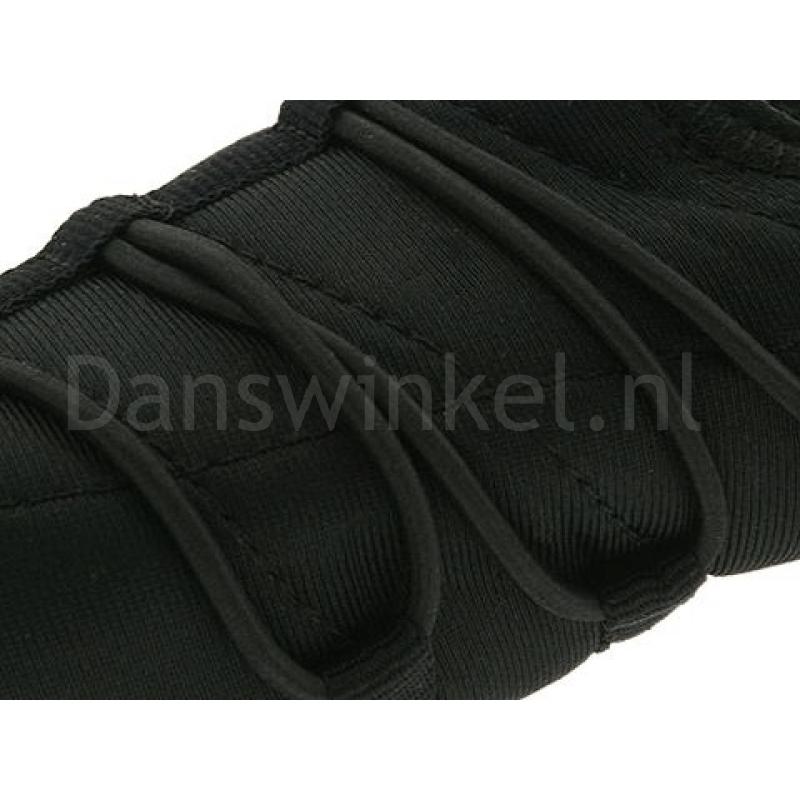 capezio freedom sneakers met elastieken