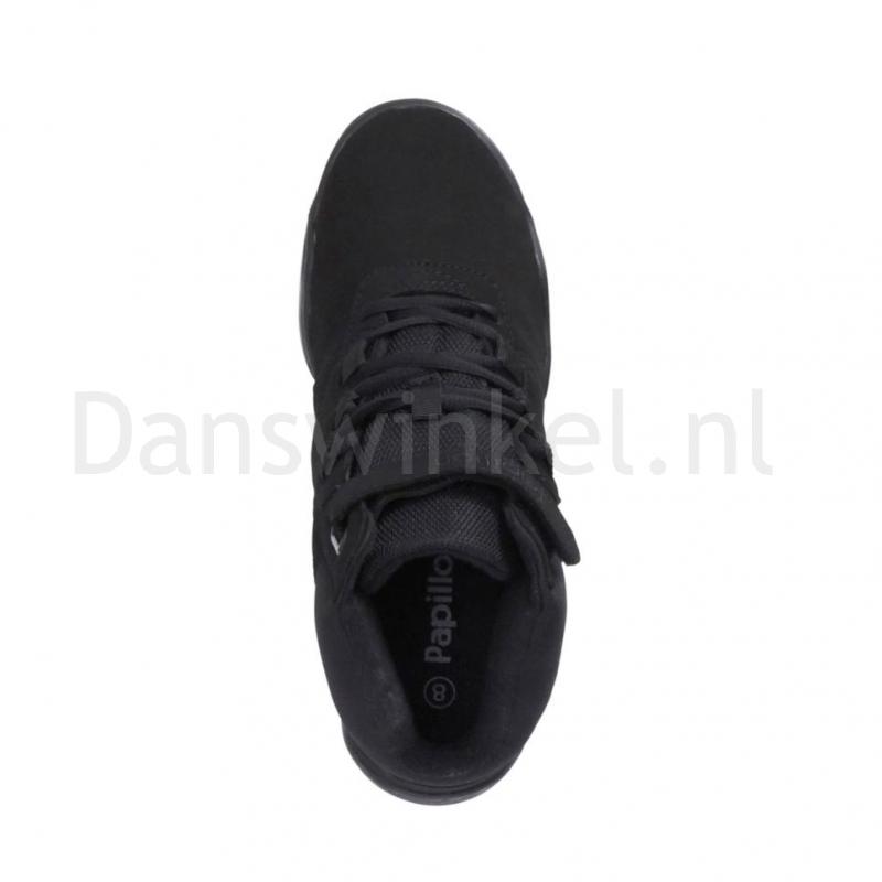 papillon comfortabele hoge sneakers