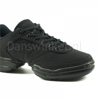 papillon danssneakers van canvas pa1513