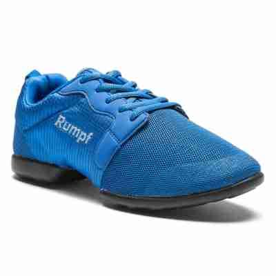 Rumpf Mojo RU1510 Unisex Danssneakers Kobalt Blauw