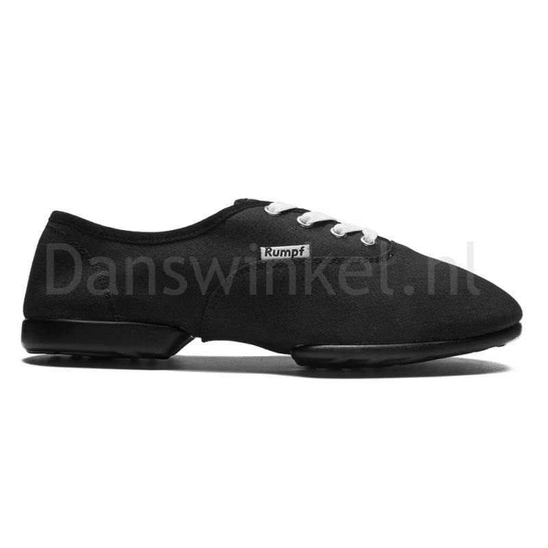 Rumpf Bee Jazz Dance Sneaker Zwart