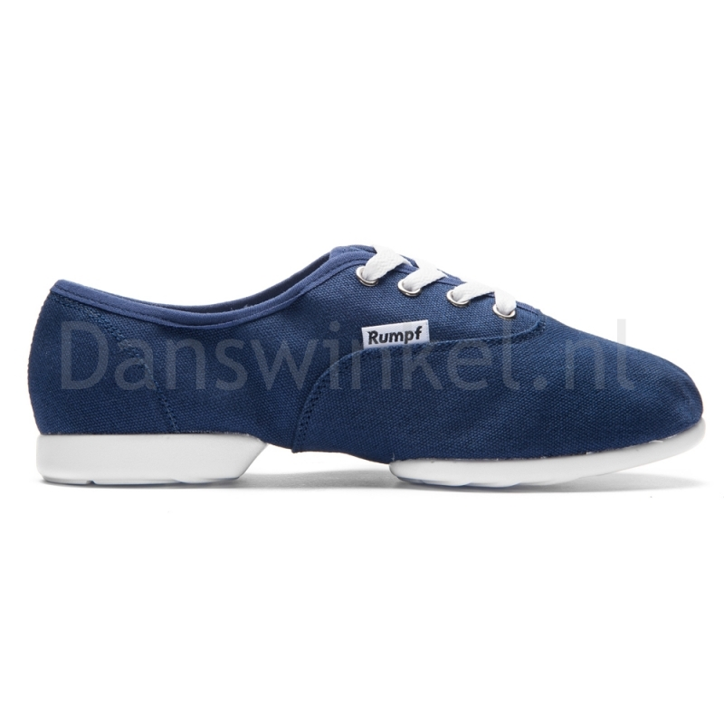 Rumpf Bee Jazz Dance Sneaker Navy