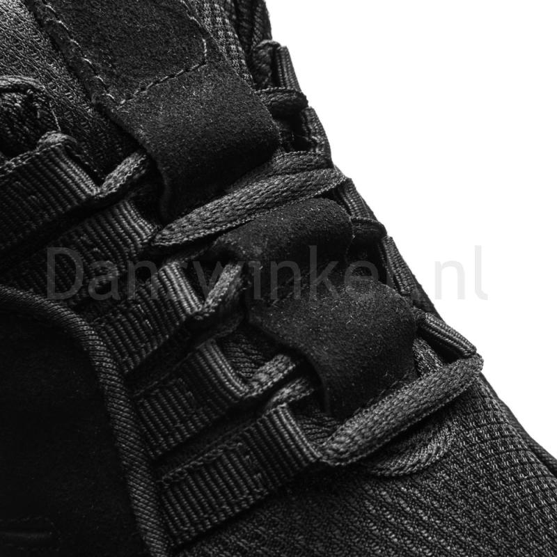 Rumpf Scooter Sneaker Zwart