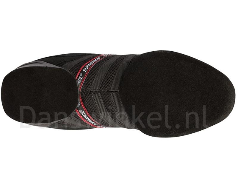 Supadance 8810 sneaker Suede zool
