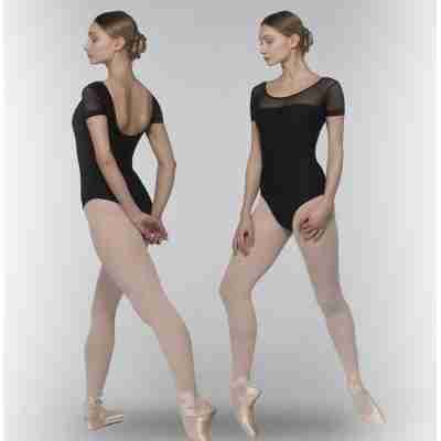 Grishko balletpakje met korte Mouwen DL1025MP