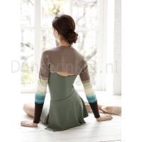 Grishko Warm Up Ballet Bolero Multicolor 06201-1