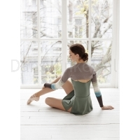 Grishko 06201 multi color warm up ballet vest