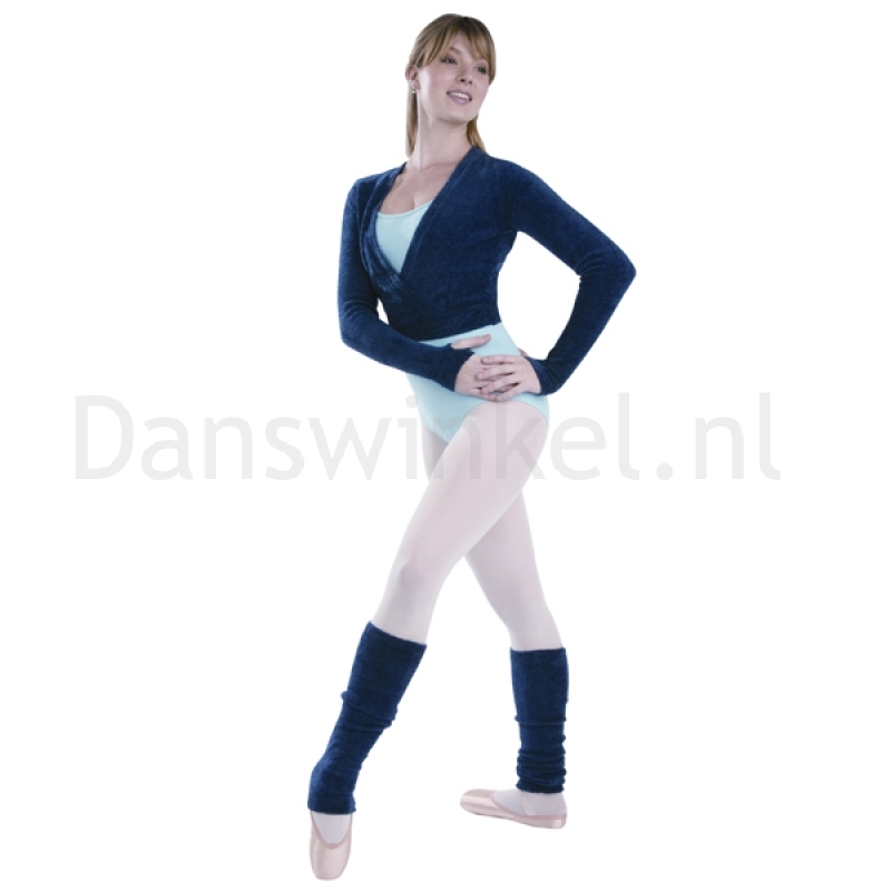 harmonie ballet vest balletkleding zachte stof