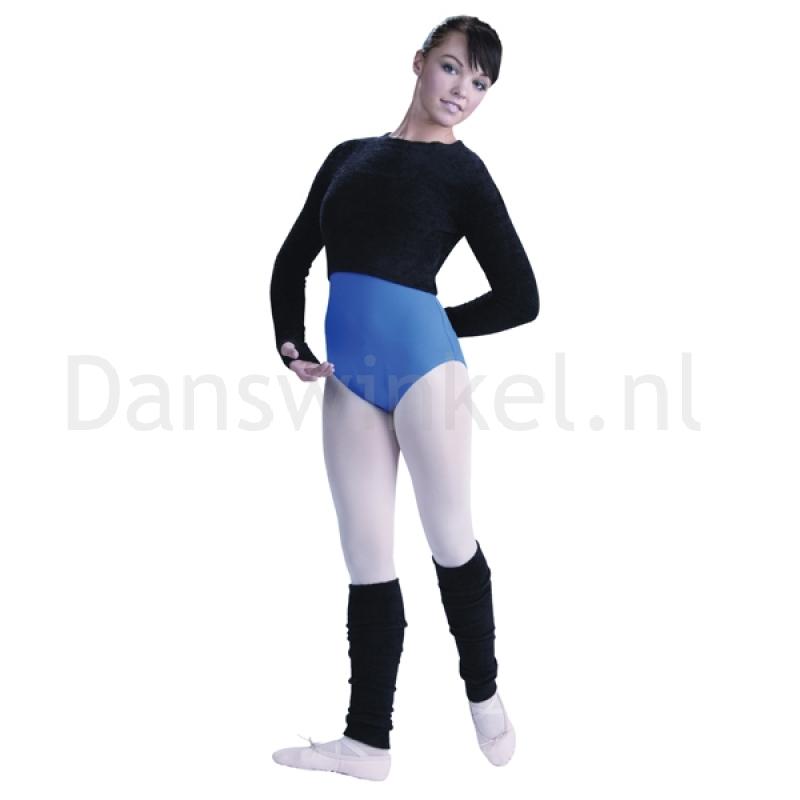 Harmonie Ballet vest hoge nek