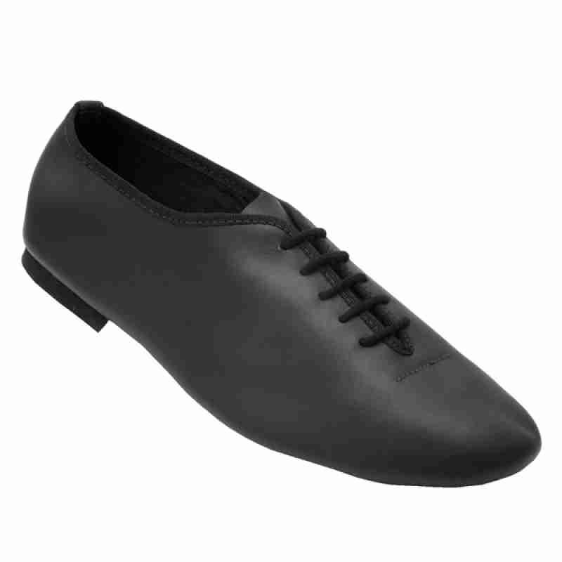 Rumpf RU1270 Lederen Jazzschoen met Splitzool en Veters