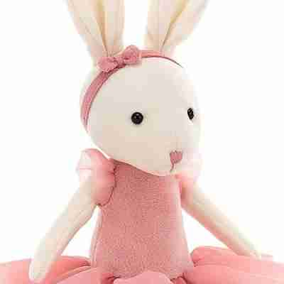 Jellycat knuffelkonijn pirouette bunny