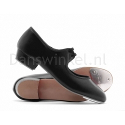 Katz Black Syntetic TapSchoenen Neusplaten voor dames