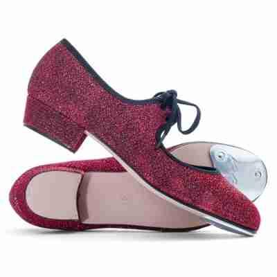 rode glitter Tap dans Schoenen voor dames Katz ZGTap