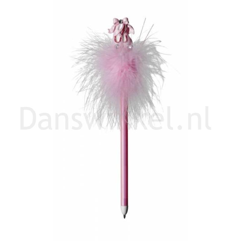 Katz Balletschoenen Fluffy Pen