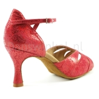 rummos salsa shoes red color  Rummos R385 038