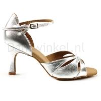 rummos zilveren dansschoenen