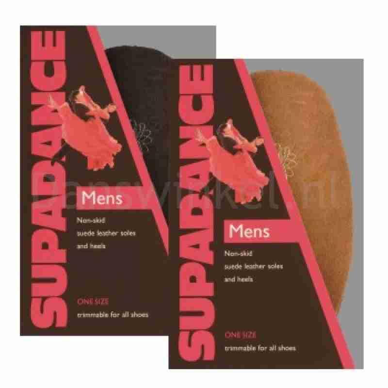 Supadance Replacement Soles & Heels - Heren