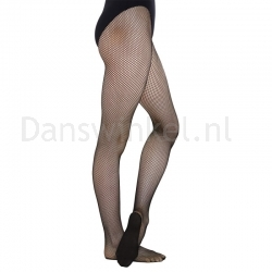 Silky Dance High Performance Fishnet Panty