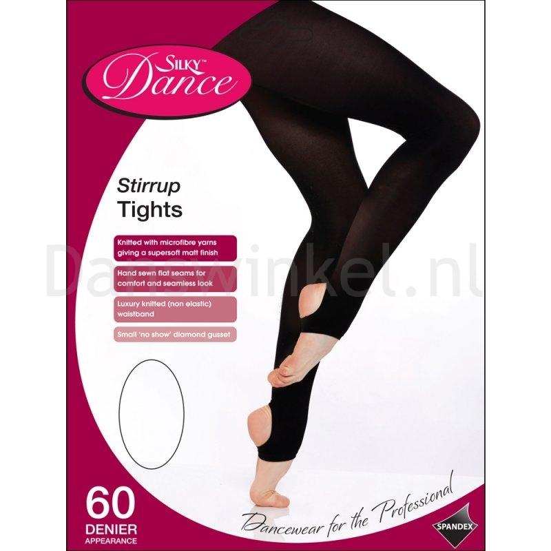 Silky Dance Stirrup Panty
