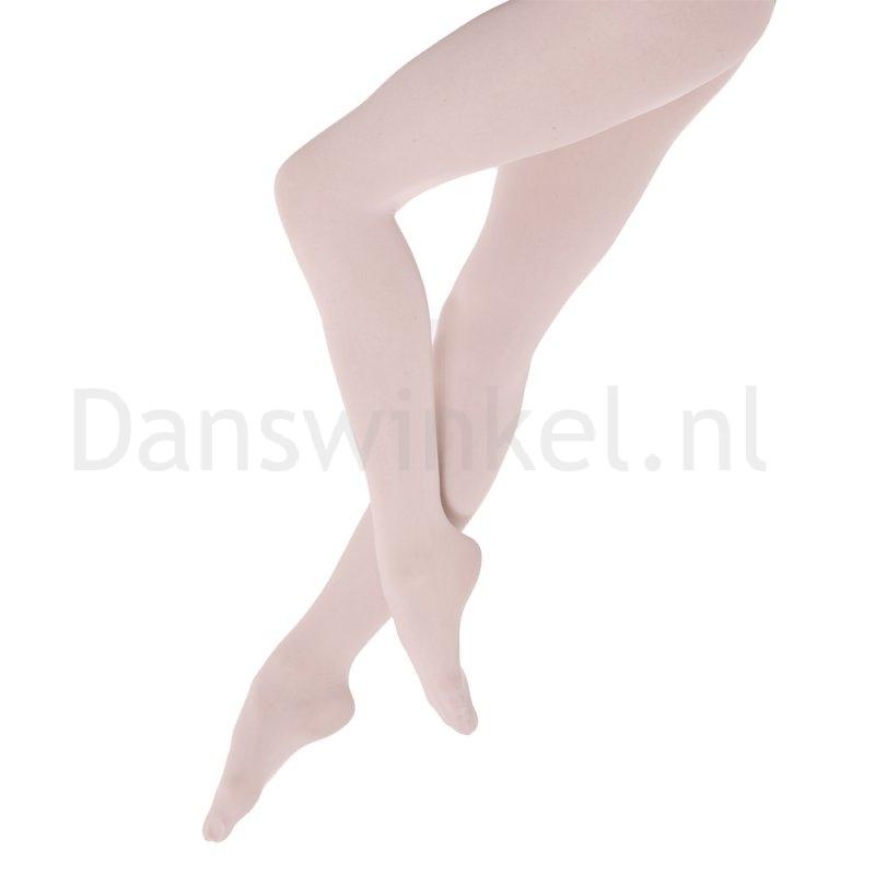 Silky Dance Balletpanty met voet Kinderen