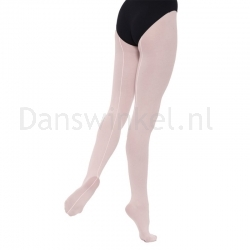 Silky Dance Ballet Seamed Panty