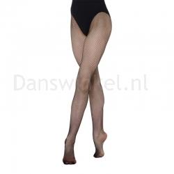 Silky Dance - Dance Fishnet Panty kinderen