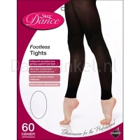 Silky Dance Footless Panty kinderen