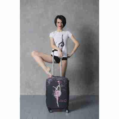 LikeG Kofferhoes Ritmische Gymnastiek Bescherming voor Reizen