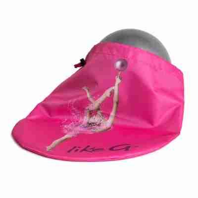 LikeG Roze Tas voor Ritmische Gymnastiek Bal