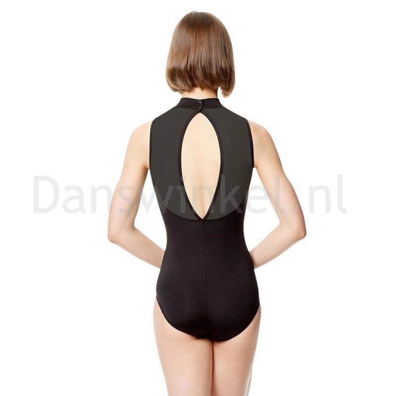 Lulli Dames Balletpak Ariela Zwart achter