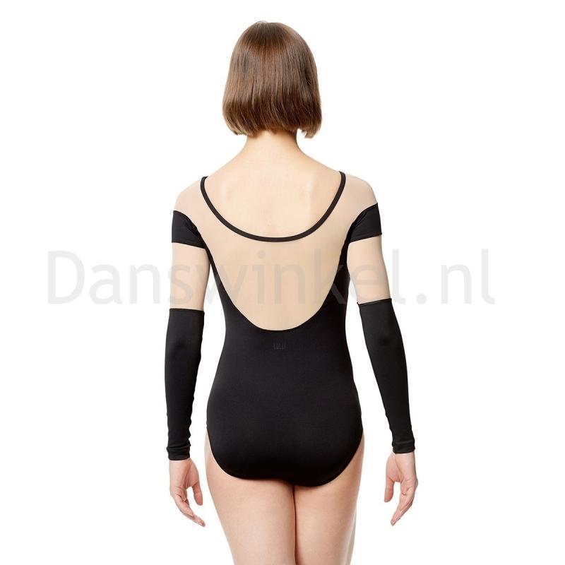 Lulli Dames Balletpak Carmen Nude Achter