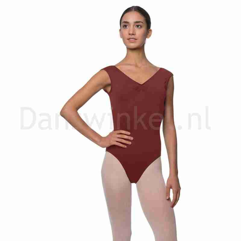 Lulli Dames Kapmouwtjes Balletpak Reyton