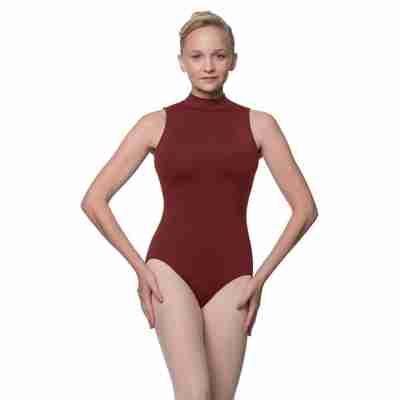 Lulli Dames Balletpak Penelope burgundy