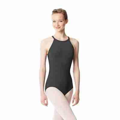 Lulli Dames Balletpak Ivana denker grijs