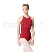 Lulli Dames Balletpak Ivana dark red