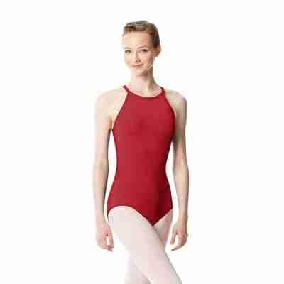 Lulli Dames Balletpak Ivana dark red