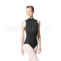 Lulli Dames Balletpak Anna donker grijs