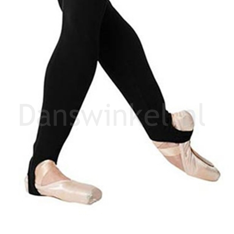 Lulli Dames Unitard Sophie detail voet