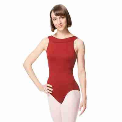 Lulli Dames Balletpak Abel Dark red