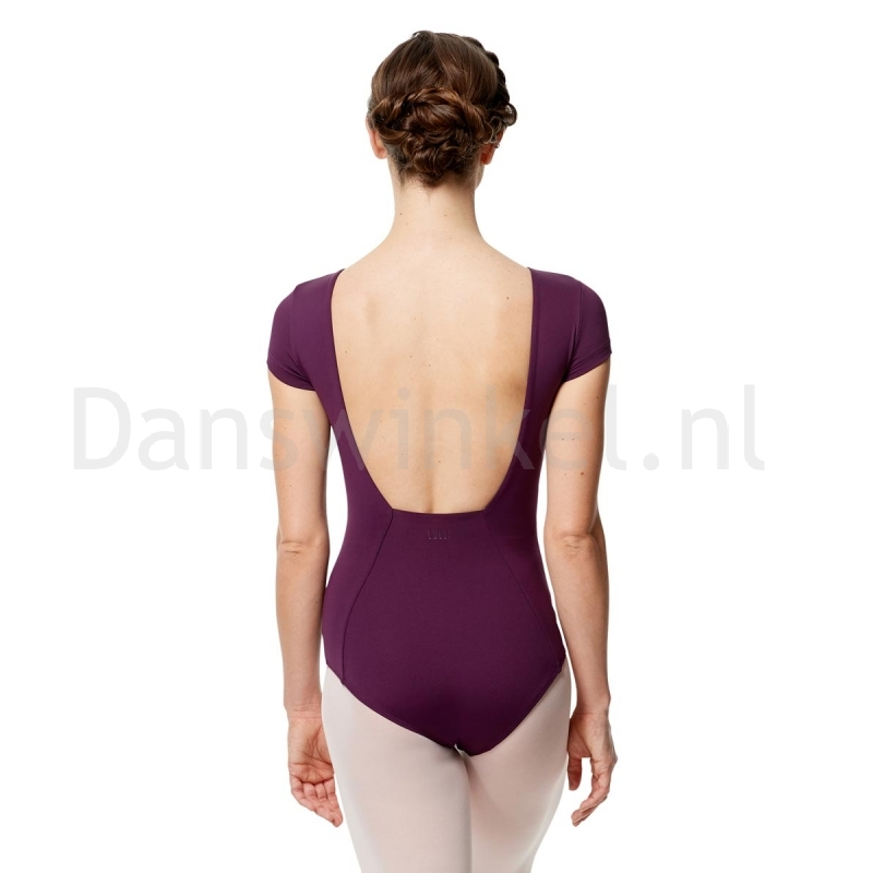 Lulli Dames Balletpak Octavia achter