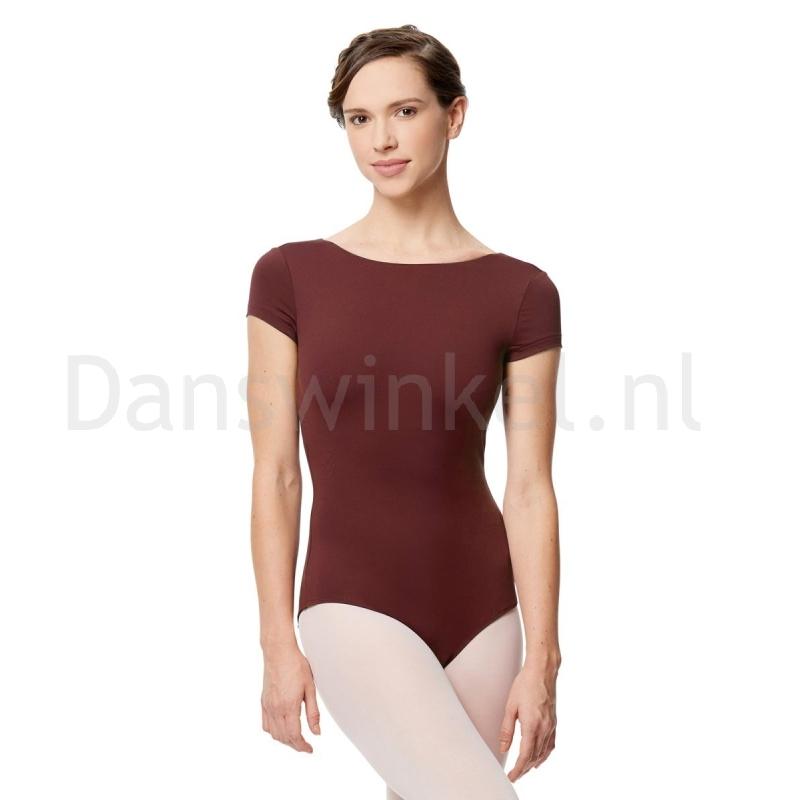 Lulli Dames Balletpak Octavia burgundy