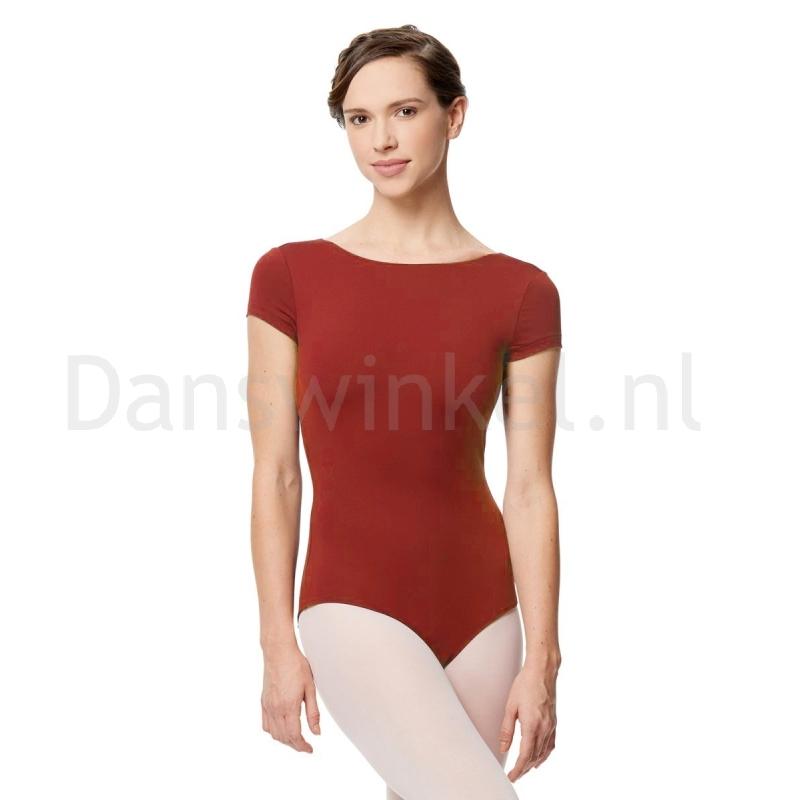 Lulli Dames Balletpak Octavia dark red