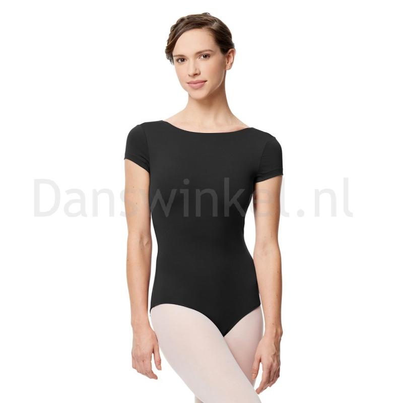 Lulli Dames Balletpak Octavia zwart