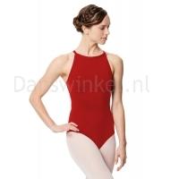 Lulli Dames Balletpak Taliana dark red
