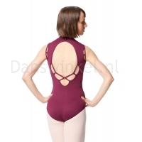 Lulli Dames Mock Neck Balletpak Fancy achter