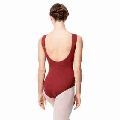 Lulli LUB284 Dames Balletpak Katja lage rug