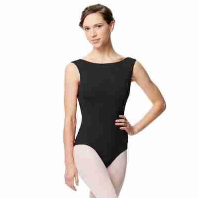 Lulli LUB284 Dames Balletpak Katja zwart